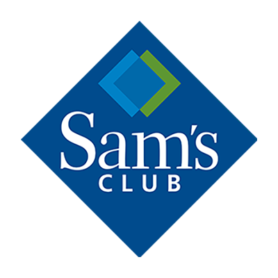 Sam's club logo.