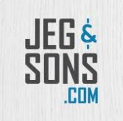 JEG and Sons logo.